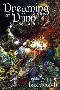 Dreaming of Djinn cover