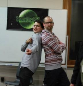 Dan and Darian