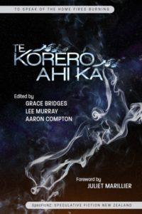 KoreroAhiKa-FrontCover