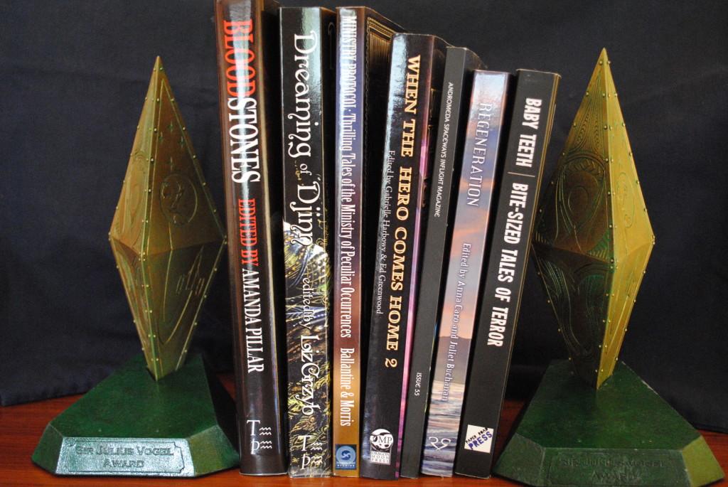 SJVs and books