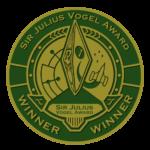 SJV Winner Emblem